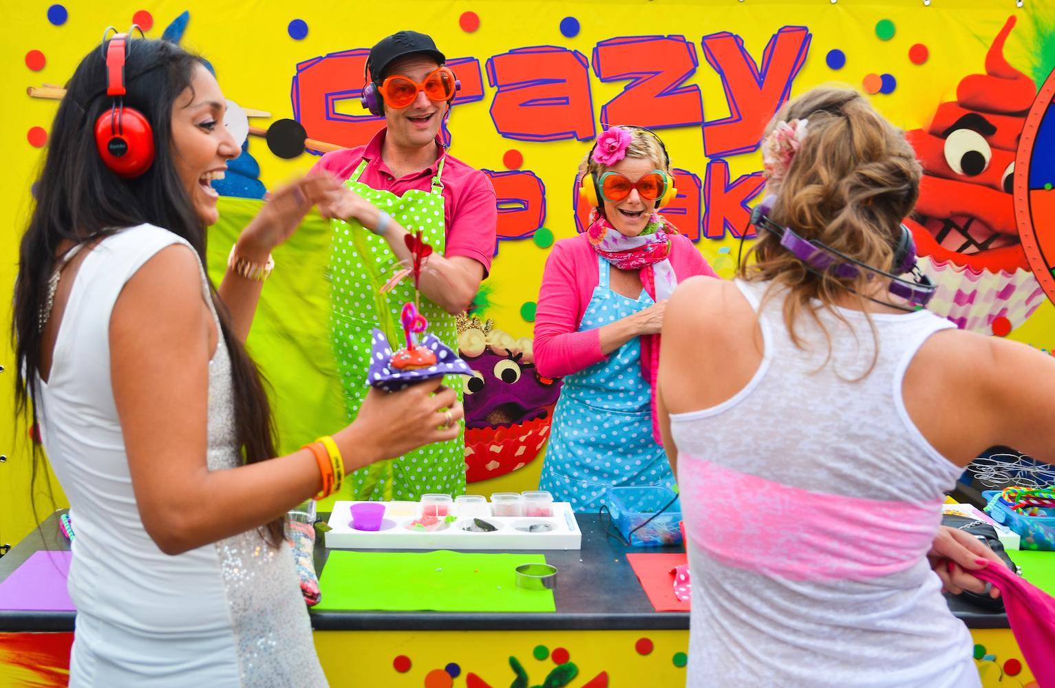Crazy Cup Cake GigWorld 7